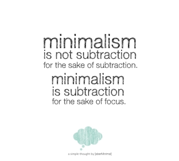 minimalism-is-not-subtraction